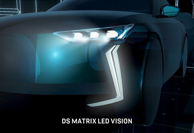 DS 4 : teaser technologique #1