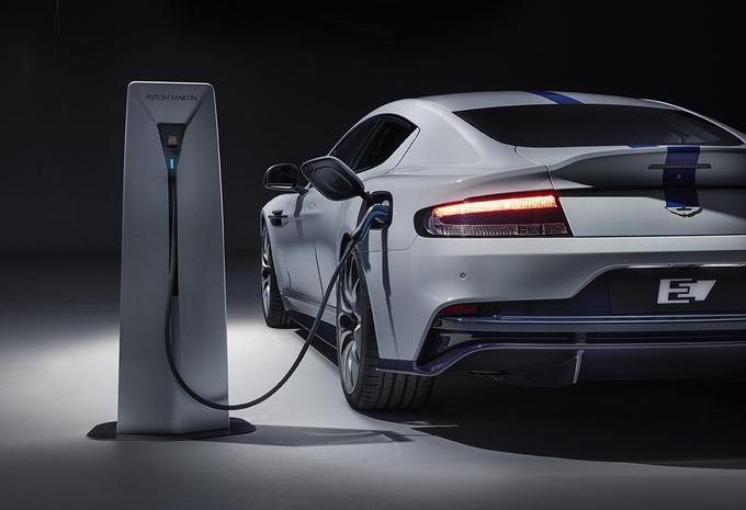 Aston Martin betrapt op tendentieus anti-EV-onderzoek #1