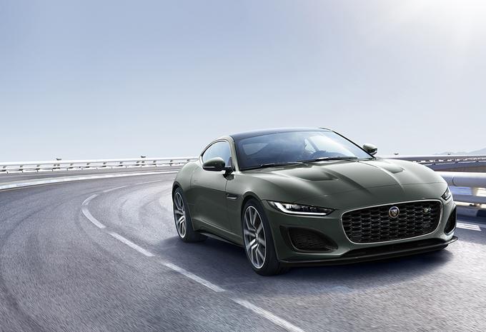 Jaguar F-Type Heritage 60 Edition: verjaardag vieren #1