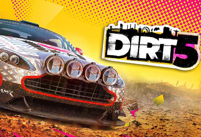 Gametest: Dirt 5 (PC) #1