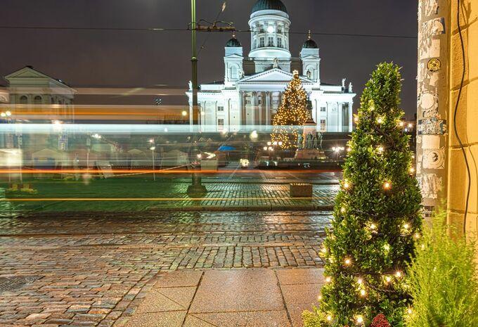 Helsinki: niet dezelfde zone 30 als Brussel #1