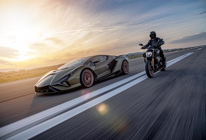 Volkswagen maintient Lamborghini et Ducati au sein du groupe #1