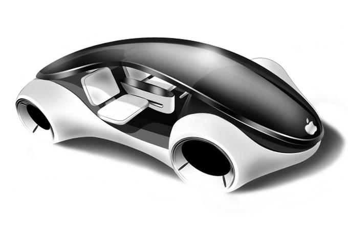 Apple relance son projet Titan #1