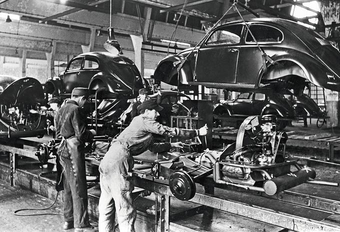 VW Coccinelle, en production il y a 75 ans #1