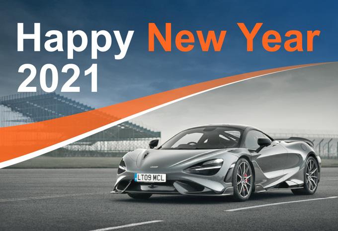 Bonne année 2021 ! #1