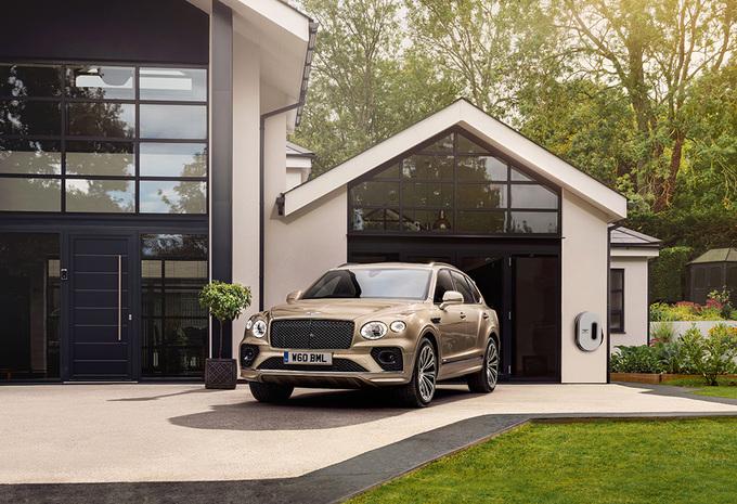 Officeel: facelift Bentley Bentayga Hybrid krijgt grotere batterij (2021) #1