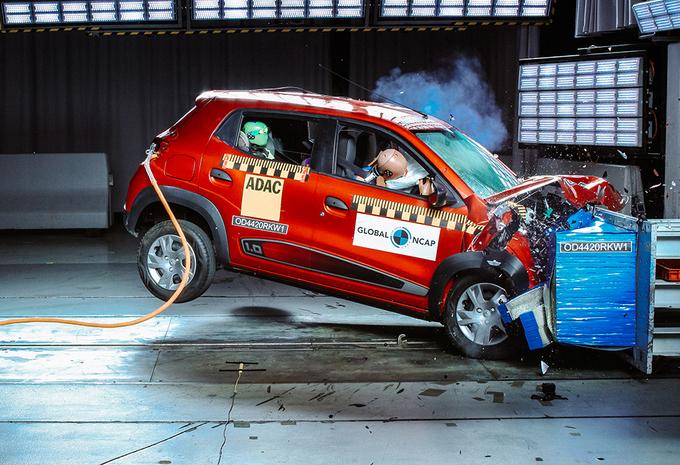 Global NCAP : les voitures pour l'Afrique et l'Inde trop dangereuses #1