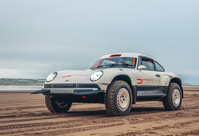 Singer ACS is de Porsche 911 Safari van onze dromen #1