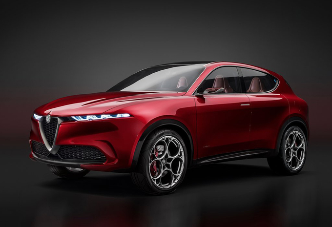 Drie nieuwe SUV's voor FCA in 2021 #1