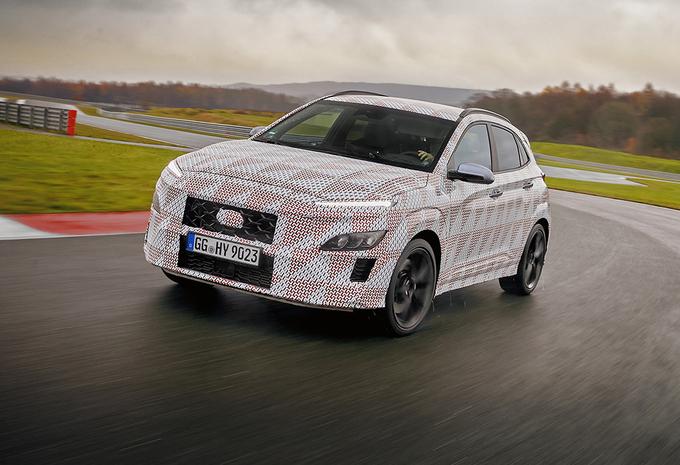 Hyundai komt met sportieve Kona N #1