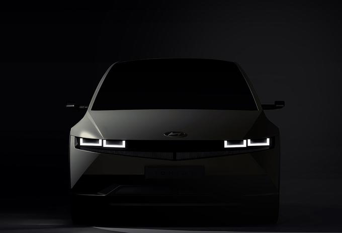 Hyundai 45 Concept weldra in productie als elektrische Ioniq 5 #1