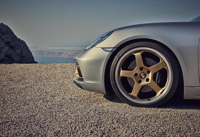 Porsche Boxster 25 Years is heerlijk eerbetoon #1