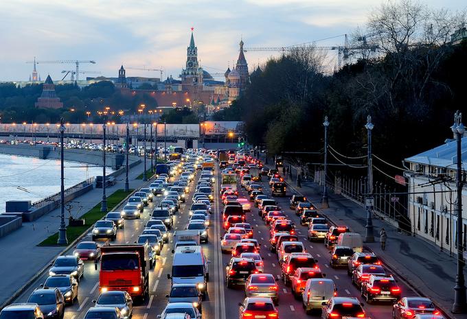 Verkeersdrukte afgenomen in grote steden in 2020  #1
