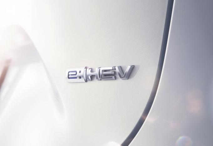 Honda HR-V : troisième génération hybride #1