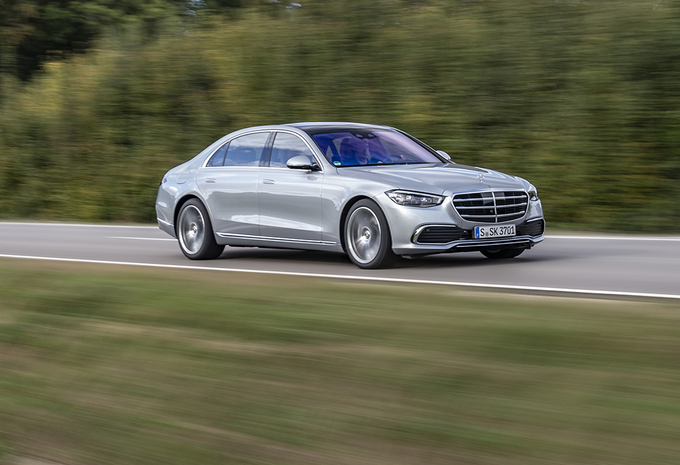 Mercedes roept S-Klasse terug en zegt sorry #1