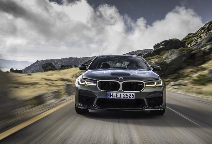BMW M5 CS : Plus puissante et plus légère #1