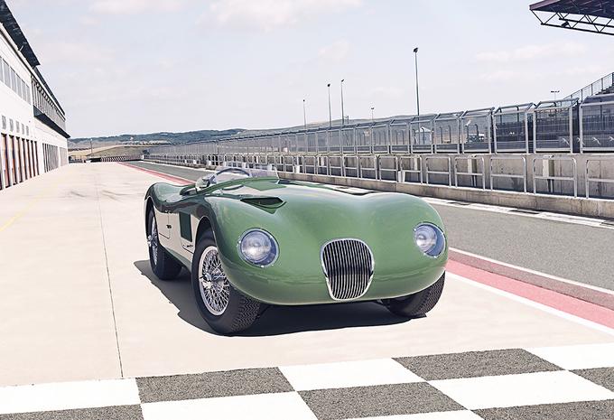 Jaguar C-Type : en Continuation pour ses 70 ans #1