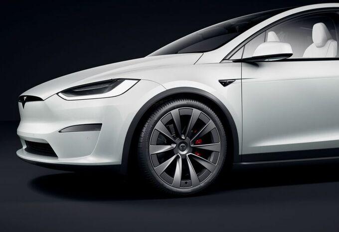 Tesla Model X : 1020 ch en Plaid #1