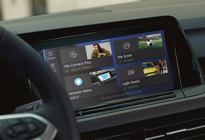 VW en Microsoft breiden akkoord uit voor autonoom rijden #1