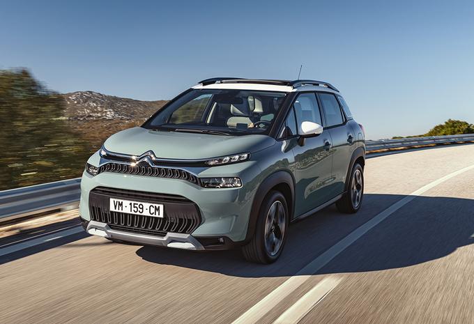 Citroën C3 Aircross : nouveau nez et plus de confort #1