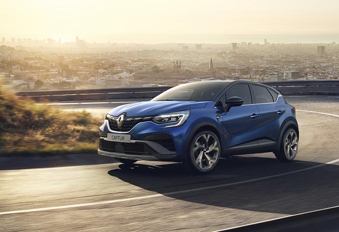 Renault Captur : une version sportive R.S. Line #1