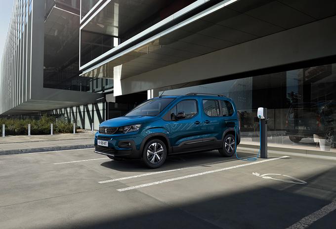 Peugeot e-Rifter : comme prévu #1