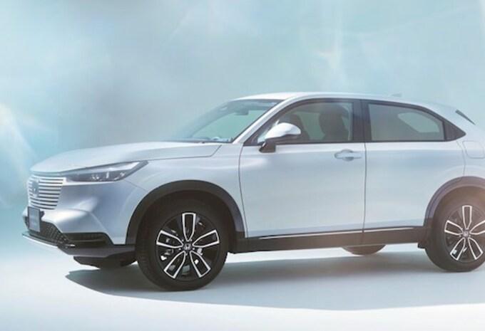 Honda HR-V 2021 : un moteur hybride pour séduire #1