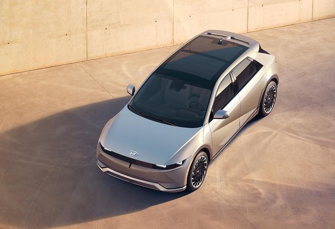 Hyundai s'émancipe avec l'Ioniq 5 électrique #1