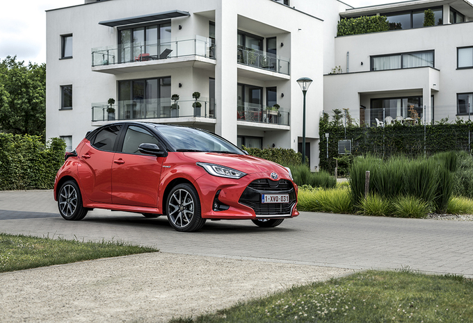 Toyota Yaris: Car of the Year 2021! #1