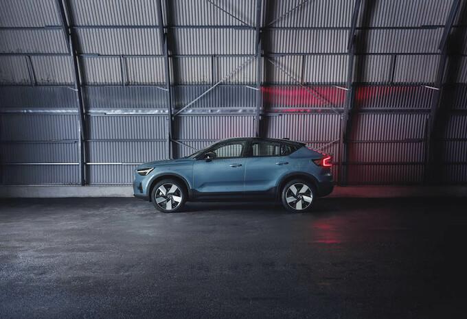 Volvo présente la C40 Recharge qui sera produite à Gand #1