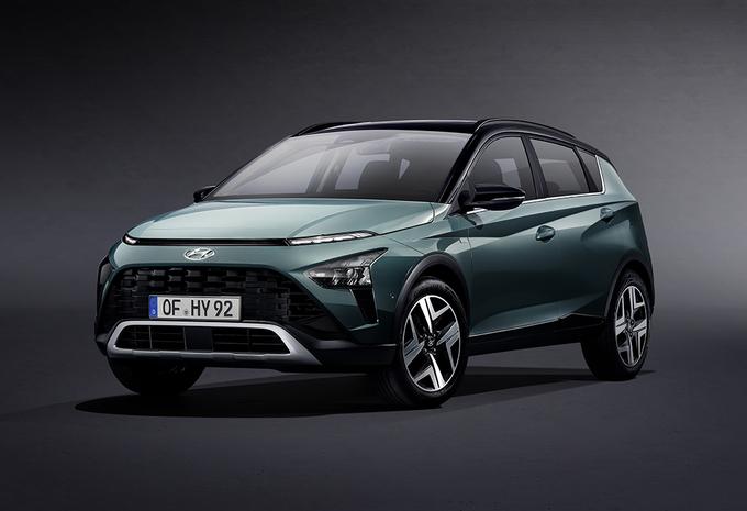 Hyundai Bayon: speciaal voor Europa #1