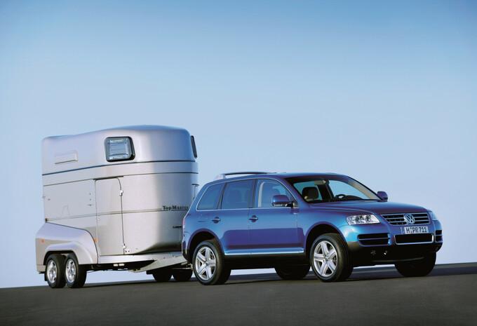 Throwback: Volkswagen Touareg (2002-2010) #1