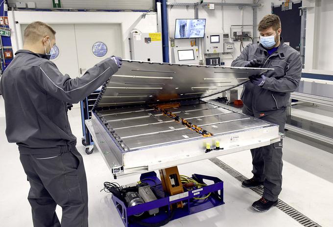 Batterijen: hoe ziet het recyclageproces eruit? #1