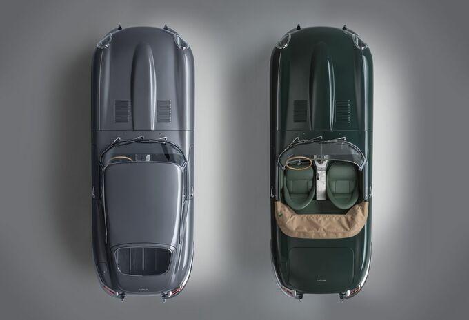 Jaguar Type E : renaissance d'une sexagénaire #1