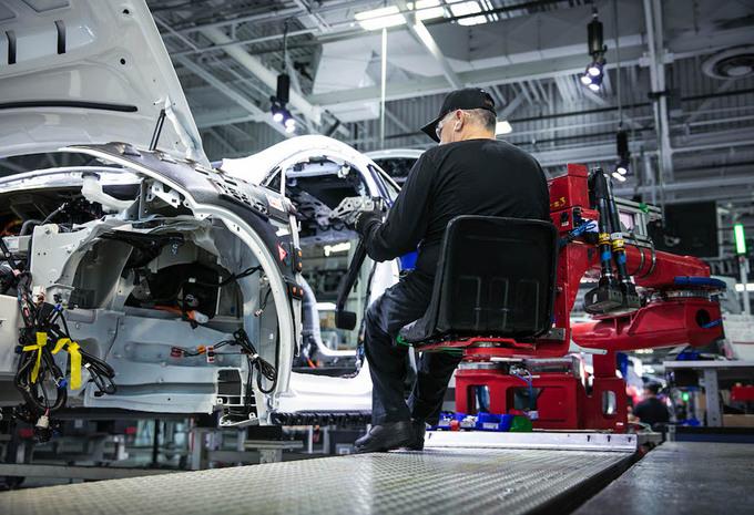 Tesla: Gigafactory Berlijn operationeel in juli #1