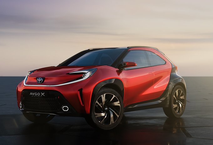 Toyota Aygo X Prologue, en production rapidement #1