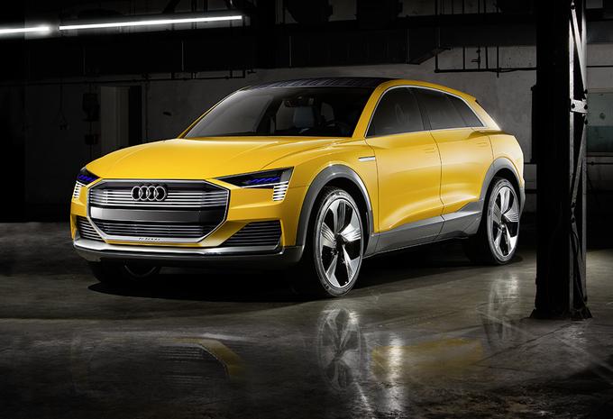 Audi Q6 E-Tron: neefje van de elektrische Macan? #1