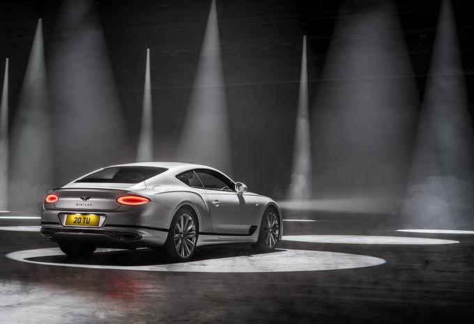 Bentley Continental GT W12 Speed : tellement rapide #1