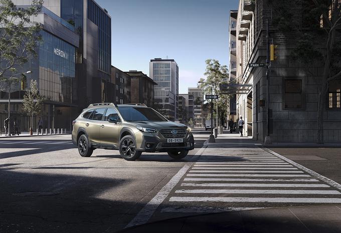 Subaru Outback : la nouvelle génération arrive enfin en Belgique #1