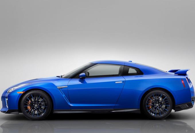 Nissan GT-R 2022: avec une motorisation hybride #1