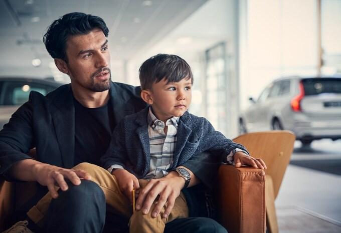 Volvo Family Bond : un congé parental de 6 mois #1
