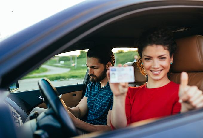 Le permis en boîte auto de plus en plus prisé #1