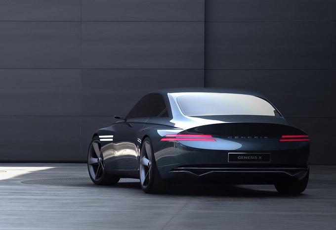 Genesis X Concept : grand tourisme électrique #1