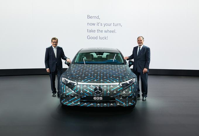 Daimler: ex-CEO van VW en BMW nieuwe voorzitter raad van toezicht #1