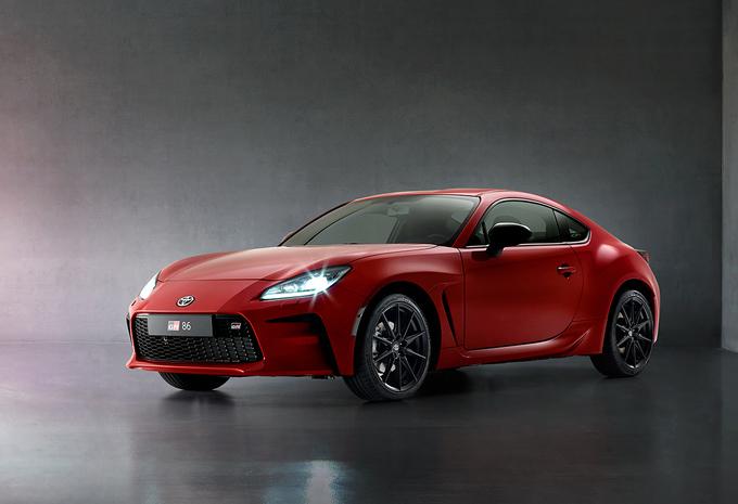 Nouvelle Toyota GR86 : plus de puissance #1