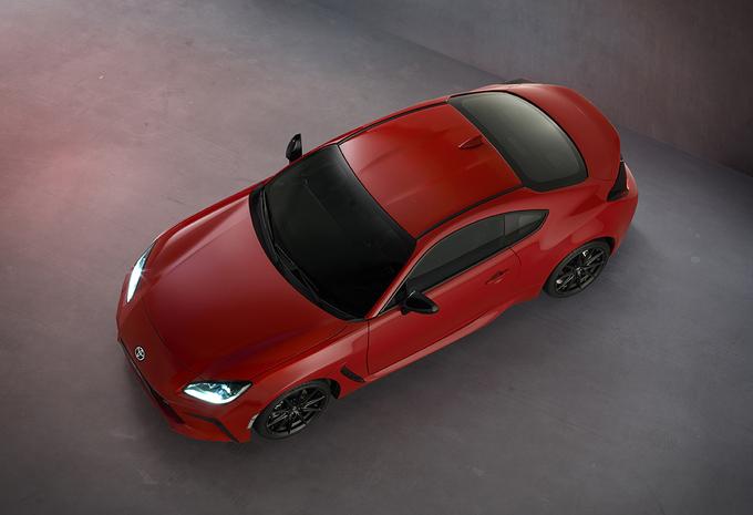 Officieel: Toyota GT86 wordt GR86, blijft BRZ-kloon #1