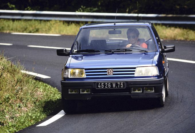 Vintage - Peugeot 309 GTI 16, sans balise, sans concession* #1