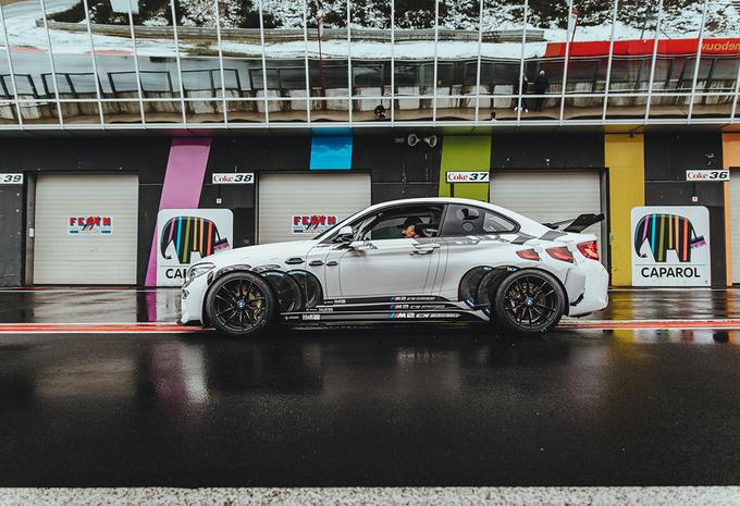 BMW M2 CS Racing by Jeroom doet je drie keer kijken #1