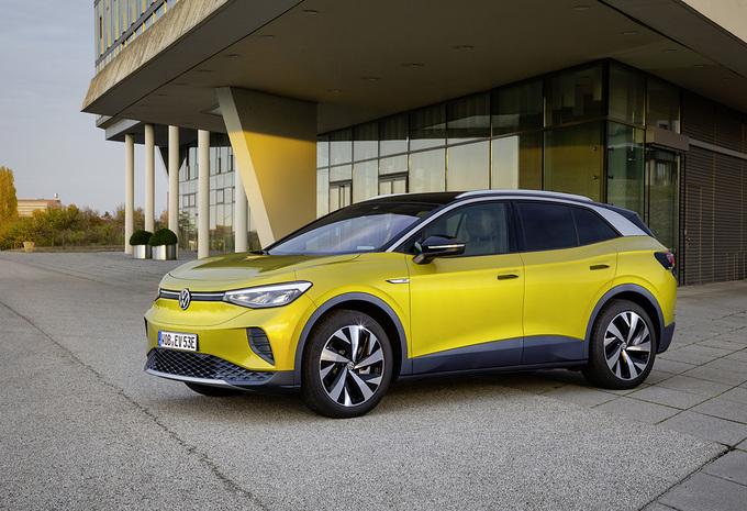 Volkswagen prêt pour la charge bidirectionnelle #1