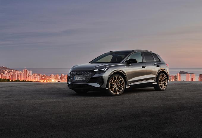 Audi Q4 E-Tron (Sportback): alle details en prijzen onthuld #1
